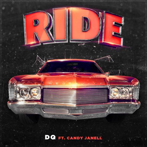 ride single cover artwork designer