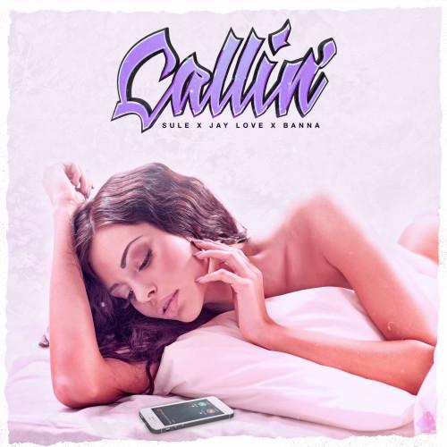 callin single cover artwork design mixtape sule