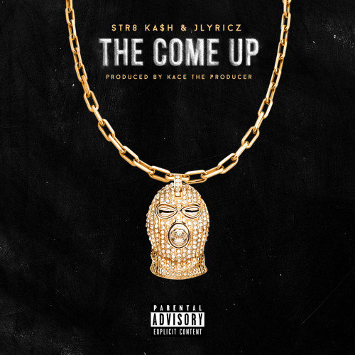 the come up single cover artwork