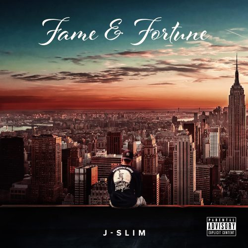 fame fortune design mixtape cover