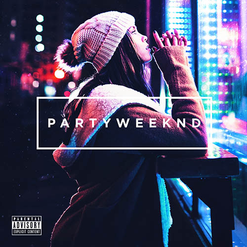 partyweeknd single album artwork designsbyguru itunes art