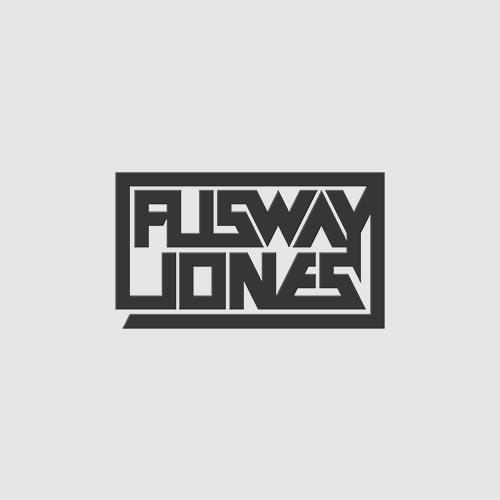 fusway jones logo design mockup branding