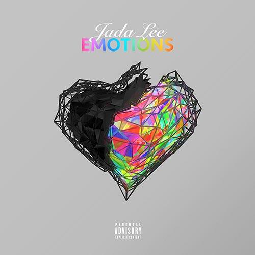 emotions rnb album design