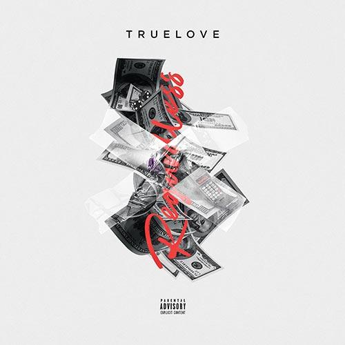 truelove single cover artwork design